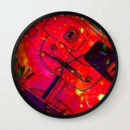galacticos Wall Clock