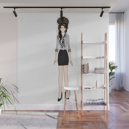 Amy Rehab Outfit 1 Wall Mural