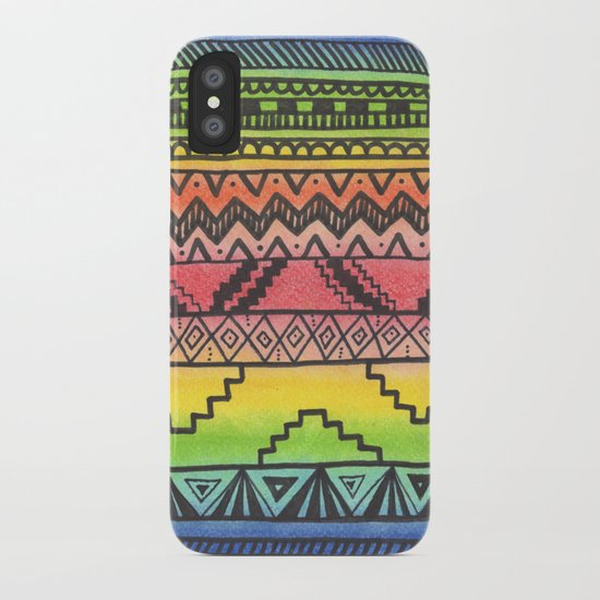 Tribal #3 iPhone Case
