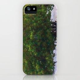 Mangrove Tree iPhone Case
