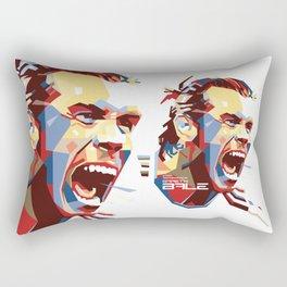 Gareth Bale WPAP 2 Rectangular Pillow