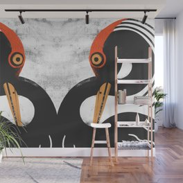 Bird of infinite Wall Mural