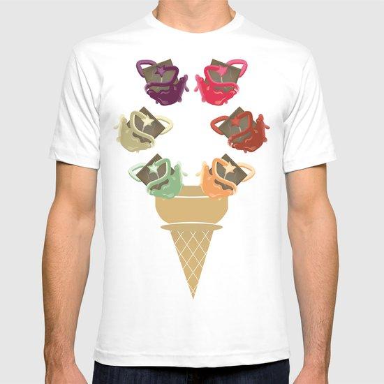 Chocolate Rippleboat Sundae  T-shirt