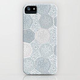 Silver Souk iPhone Case