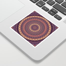 Mandala 590 Sticker