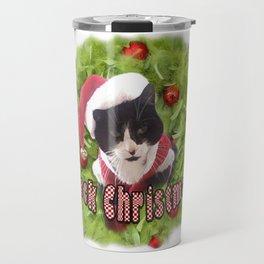 fuck christmas Travel Mug