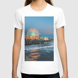 Wheel of Fortune - Santa Monica, California T-shirt