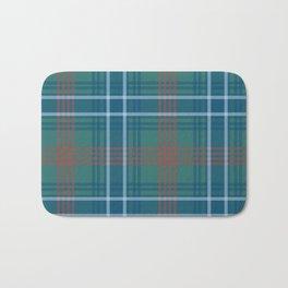 Ancient Wilson Scottish Tartan Bath Mat
