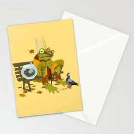 Day Out with Grandpa Stationery Cards