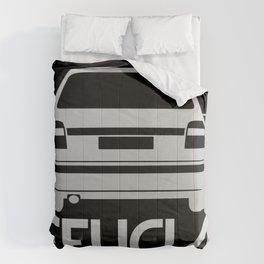Skoda Felicia - silver - Comforters