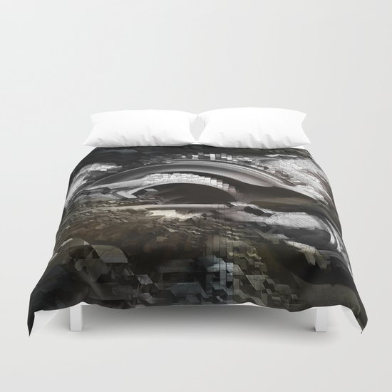 Hyperobject #02 Duvet Cover