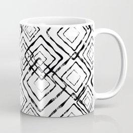 Black and white. Coffee Mug