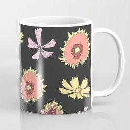 Wildflower Pattern Coffee Mug