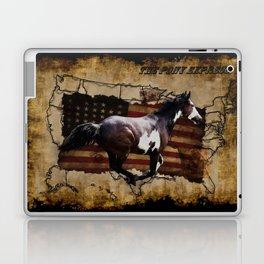 The Pony Express Laptop & iPad Skin