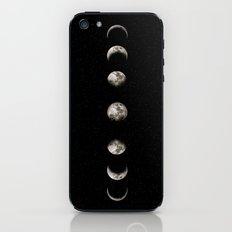 Moon Phase iPhone & iPod Skin