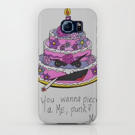 You Wanna Piece a Me? iPhone Case