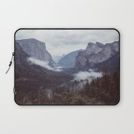 Yosemite, Tunnel view Laptop Sleeve