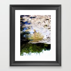 Lonely Counterpart Framed Art Print