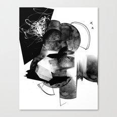 Moonscan Canvas Print