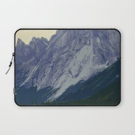 Nahanni National Park Poster Laptop Sleeve