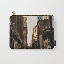 33rd Street with Rainbow Carry-All Pouch