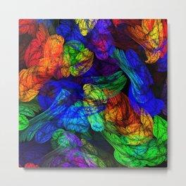 The Magic of Color Metal Print