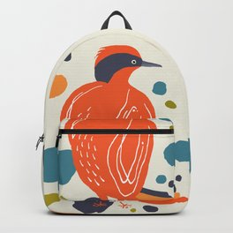 Quirky Helmeted Honeyeater Backpack