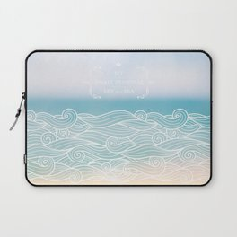 My personal sea Laptop Sleeve