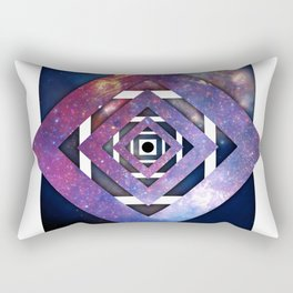 Twisted Universe Rectangular Pillow