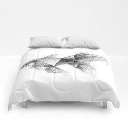 Goldfish Origami Comforters