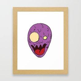 Alien Thing???? Framed Art Print
