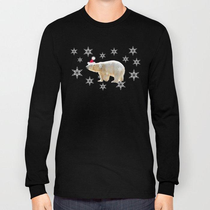 Polar Holiday Long Sleeve T-shirt