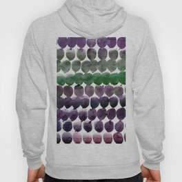 Color Jewels 9-2a by Kathy Morton Stanion Hoody