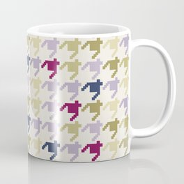 AFE Houndstooth Pattern Coffee Mug