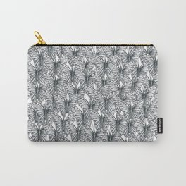 Butterfly hairpin 1900 Carry-All Pouch