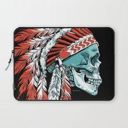 Skull Chief Laptop Sleeve