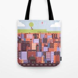 Fresh Air Tote Bag
