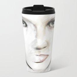 Draw 1 Metal Travel Mug