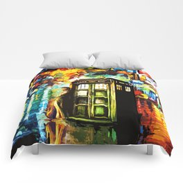 Time Lord Comforters