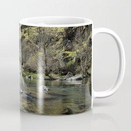 Deschutes River below Steelhead Falls Coffee Mug