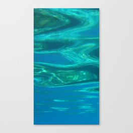 Sea design Canvas Print