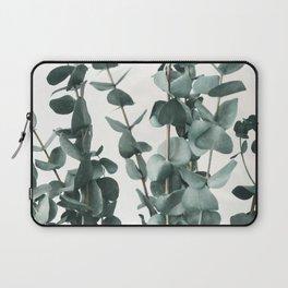 Eucalyptus Leaves Laptop Sleeve