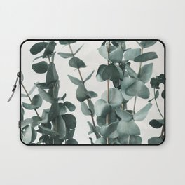Eucalyptus Leaves Laptop Sleeve
