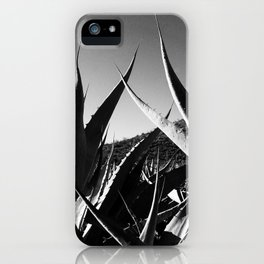 Maguey y Sotol. iPhone Case