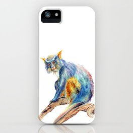 Space Monkey iPhone Case