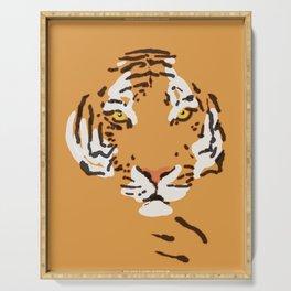 Tiger Serving Tray