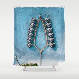 Luxury Travel Shower Curtain