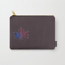 Purple Fall Carry-All Pouch