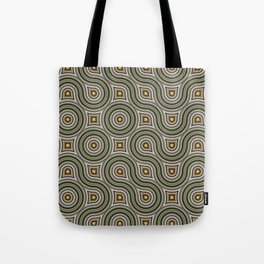 Round Truchets in CMR 01 Tote Bag