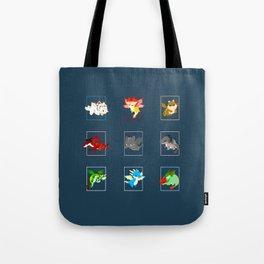 DRAGONS B - httyd Tote Bag